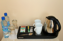 Coffee and tea making set
